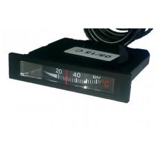 Термометр (прямоугольный) для котлов 68,4*14,5 мм. IMIT