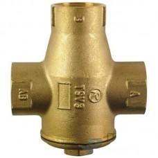 """Термостатический смесительный вентиль TSV3B 1"""" (DN 25) 45°C"""